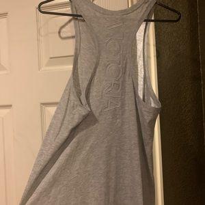 Victoria Secret Sport top gray